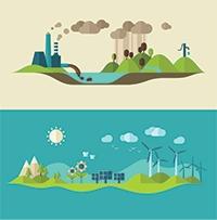 Capitalism combats pollution