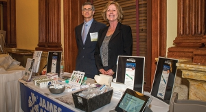 James Alexander Corp. Showcases  NJ-Made Products