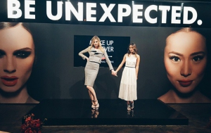 Pejic, Chung New Faces of Make Up For Ever