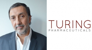 Turing Names Eliseo Salinas President of R&D
