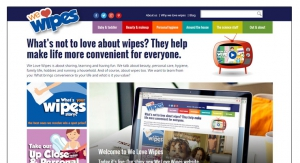 Suominen's Wipes Website Gets a Makeover