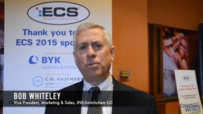 Bob Whitely Chairman of the Eastern Coatings Show
