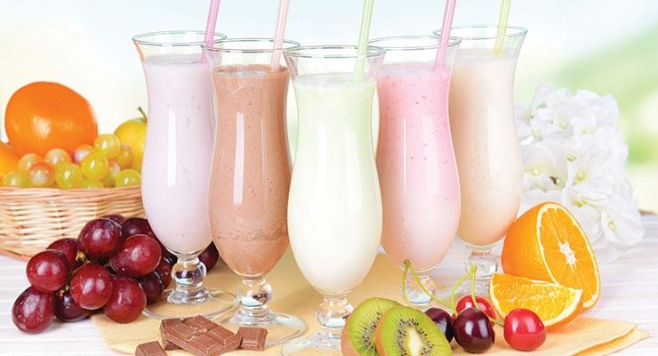 Formulating Healthy Beverages
