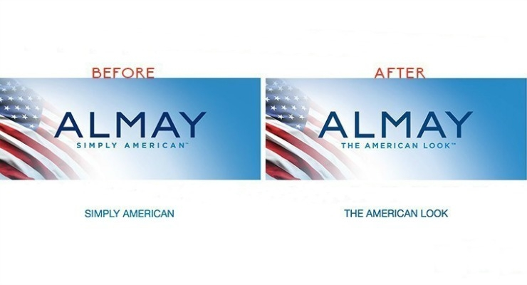 Before & After: Almay