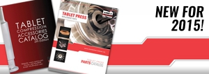 Natoli Releases New Tablet Compression Accessories Catalog