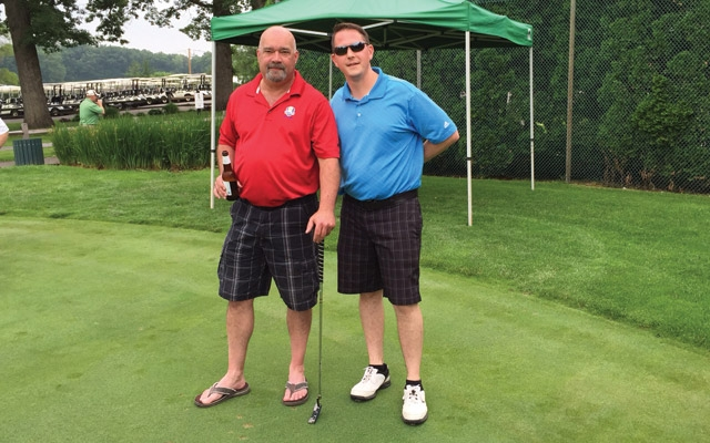 Golfers Enjoy Day on the Course During CPIPC's Golf Outing