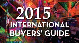 2015 International Buyers Guide