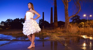 Cheers! Is the beer dress the future of nonwovens?