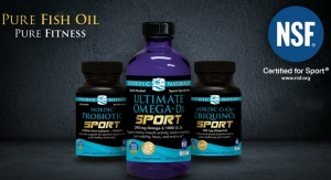 Nordic Naturals Adds to 'Certified for Sport' Line