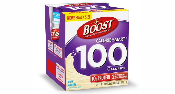 Nestlé Health Science Introduces 4 oz BOOST Nutritional Drinks