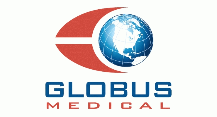 10 globus medical covering the specialized field of for Top product development firms