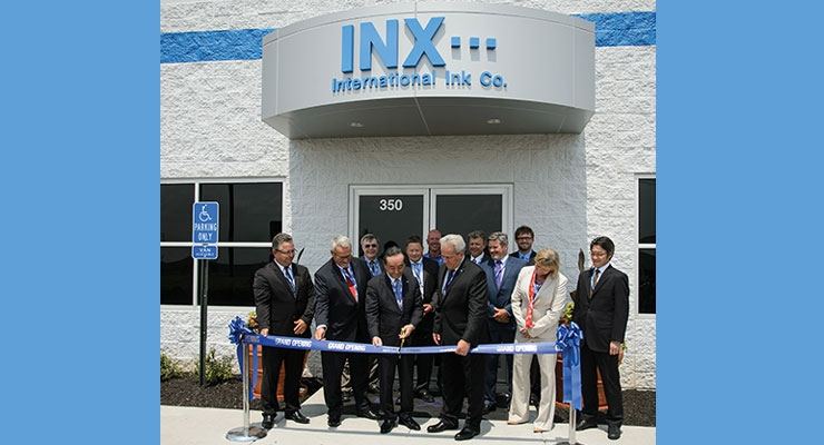 INX Hosts Grand Opening of Lebanon, OH Manufacturing Facility
