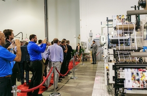 ETI hosts successful Open House