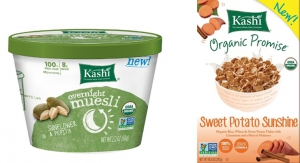 Kashi Shakes Up Breakfast with New Organic Offerings