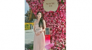 Maysu Launches New Serum Dew with a Wall of Roses