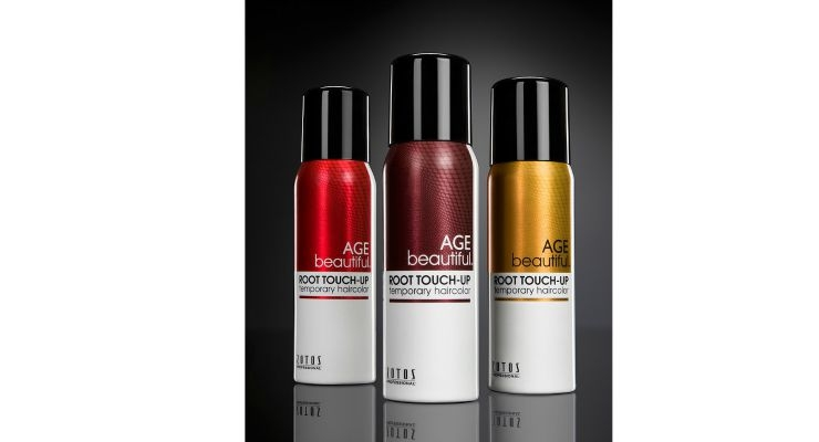 A New Root Touch-Up Spray