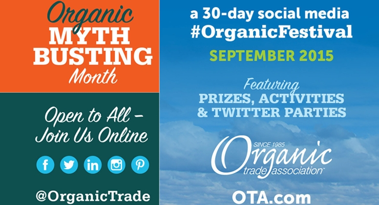 Organic Trade Association Sets the Record Straight on Organic