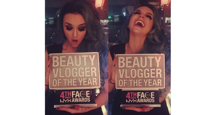 NYX Names FACE Awards Vlogger of the Year Winner