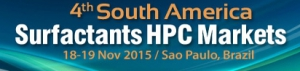 Surfactant Conference Set for Sao Paulo