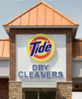 Tide Dry Cleaners Opens in Utah