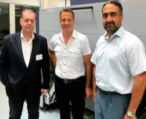 Durst appoints new distributor and service partner in Greece