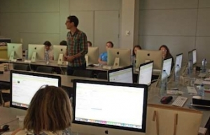 Esko hosts Honors Class with Ryerson University students