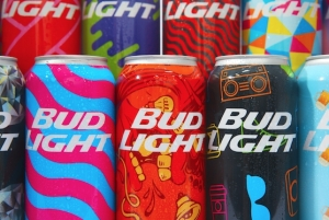 Bud Light produces 200,000 unique cans with HP Indigo technology