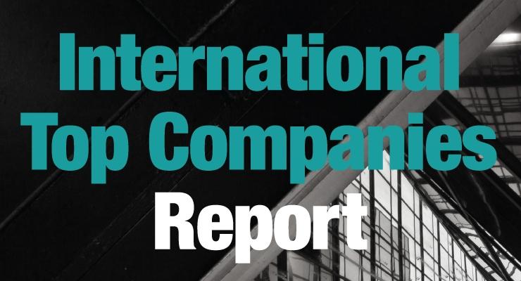 International Top Companies Report 2014