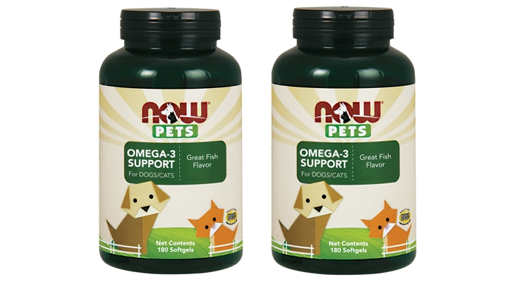 The new line is formulated specifically to support the health and wellness of pets.