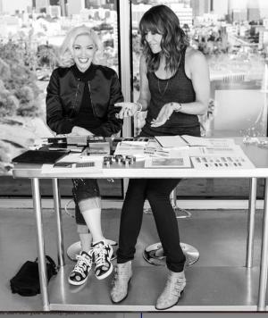 Urban Decay Taps Gwen Stefani