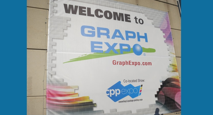 Scenes from Graph Expo 2015