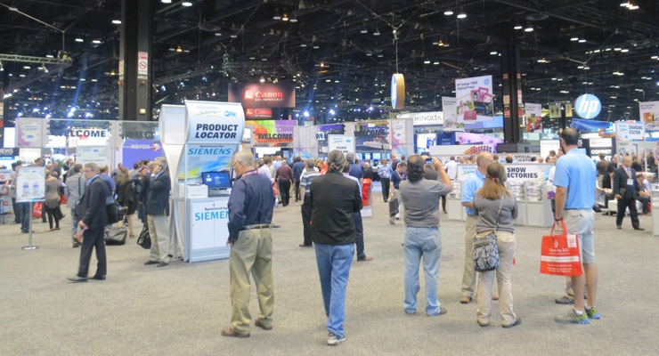 Digital Inkjet a Hot Topic at Graph Expo 2015