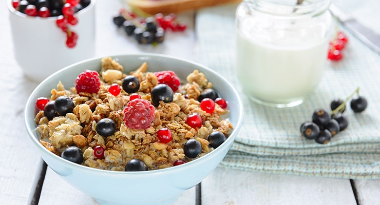 Half of consumers eat ready-to-eat cereals because they are fortified with nutrients.