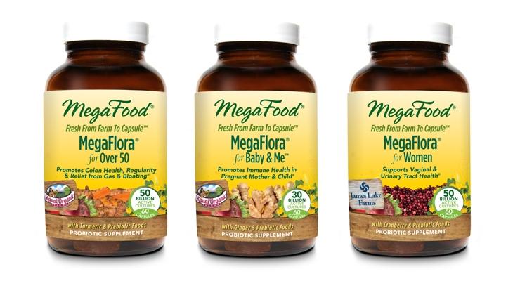 MegaFood Adds to MegaFlora Line