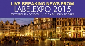 Live Breaking News from LABEL EXPO 2015