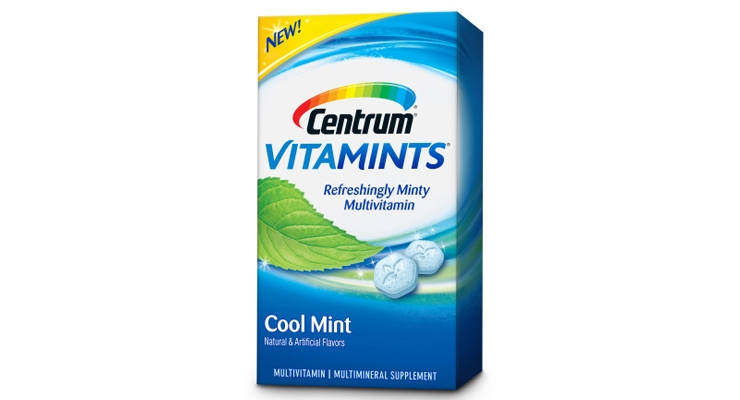 Centrum Debuts VitaMints