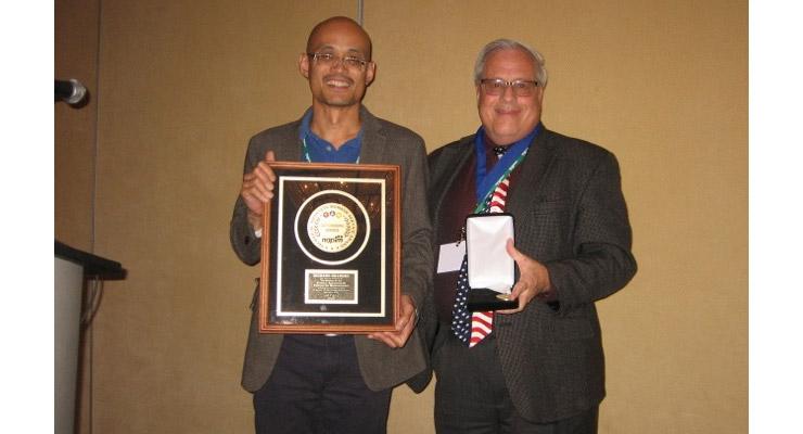 Borpit Intawiwat, Rick Grandke Receive NAPIM Awards