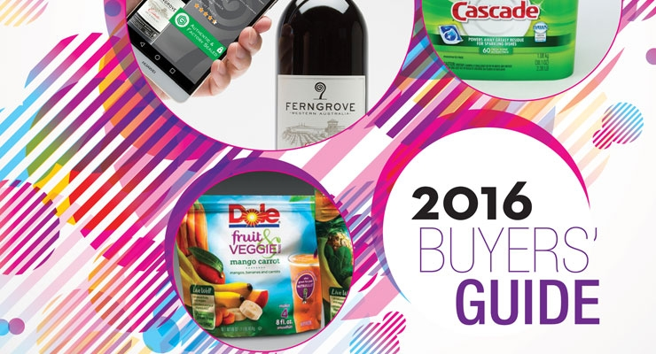 2016 Annual Buyers' Guide