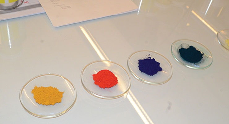 European Pigment Producers Make Gains in High-End Pigments