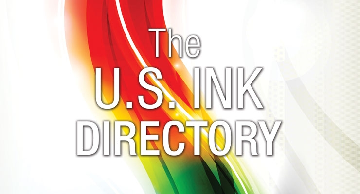The 2015 U.S. Ink Directory