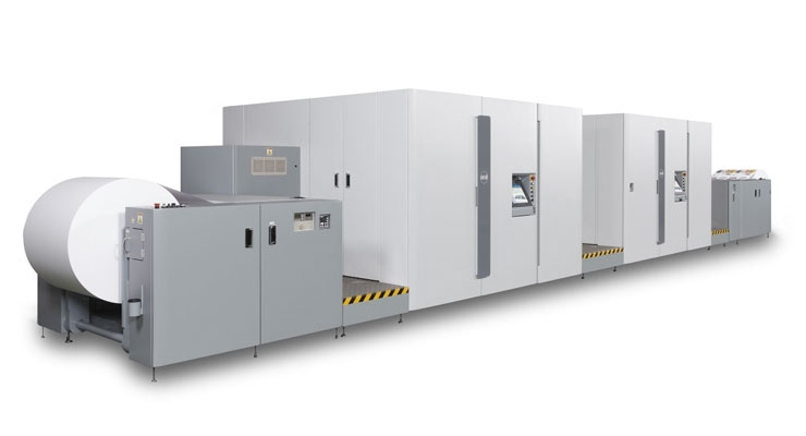 Trend Offset Printing to Install First Océ ImageStream 2400 Inkjet Press in U.S.