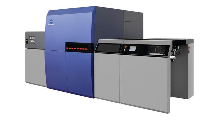 Konica Minolta to Launch KM-1 Digital Inkjet Press at drupa 2016
