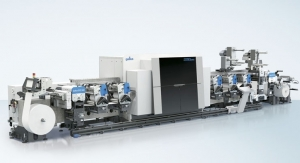 Heidelberg Launches Gallus DCS 340 Digital Press at Labelexpo Europe 2015