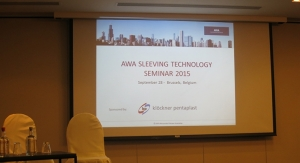 AWA explores sleeving in seminar