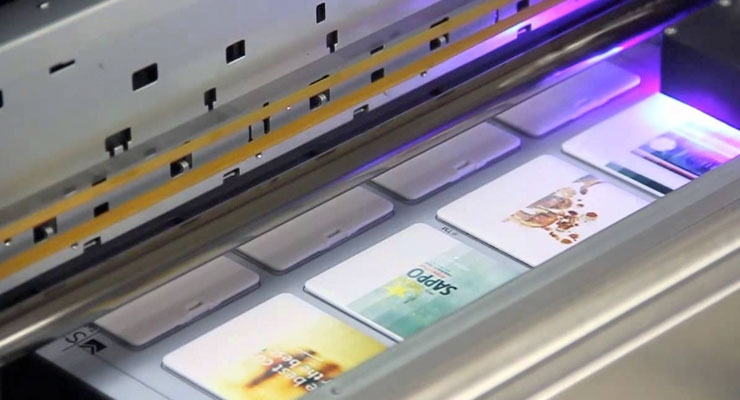 Sun Chemical/DIC to Discuss UV Printing of Plastic Cards at ICMA