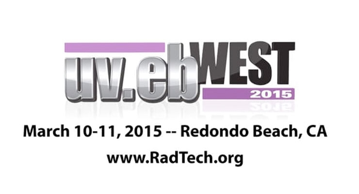 uv.eb WEST 2015 Showcases New Opportunities for Energy Curing Technologies