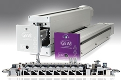 Nilpeter to install three presses with GEW's ArcLED hybrid UV curing system