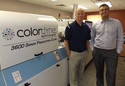 Exacto improves production efficiency with Colordyne press