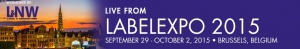 Live From Labelexpo 2015
