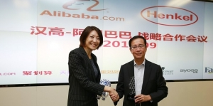 Henkel, Alibaba Form Partnership